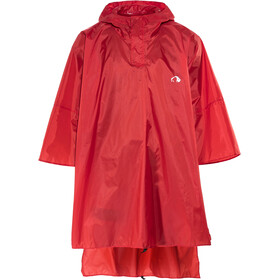 Tatonka Poncho 1 XS-S, red